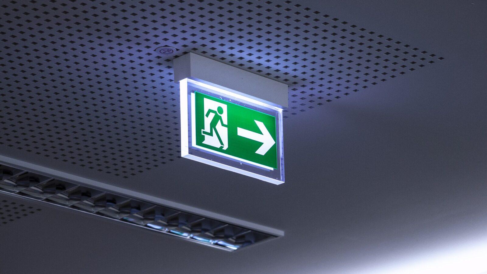 illuminazione di sicurezza