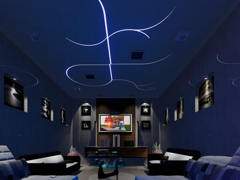 illuminazione led interni